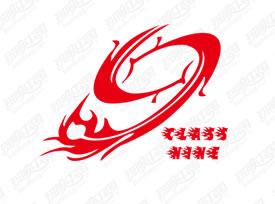 14班班徽设计14班交叉条纹班徽图案设计_r1_c2图片